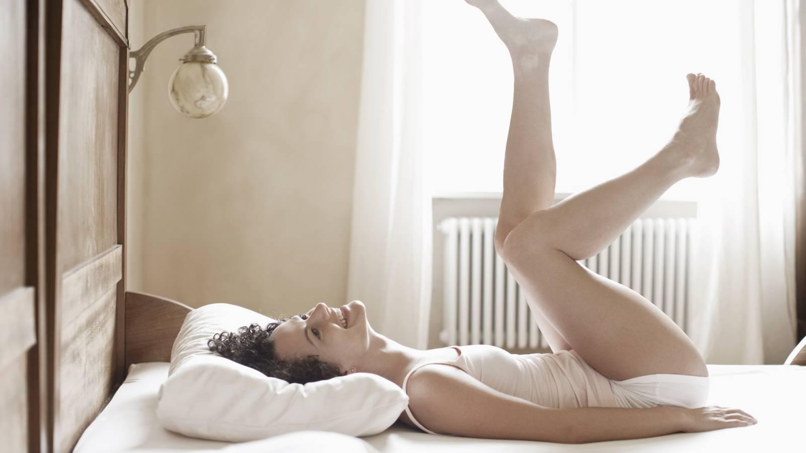 柔らかく筋力と弾力のある「膣」を作るための2つのヒント【女性のためのヨガ知識】