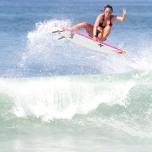 サーフィンとヨガ