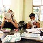 インドのヨガスクール