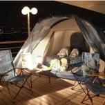 真夜中のピクニック船〜東京湾オールナイトクルーズ〜