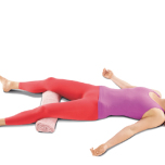 背筋の緊張を和らげるシークエンス