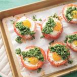 脳によい食事 トマト 卵
