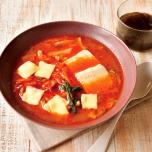 チーズダッカルビ風キムチ鍋