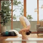 瞑想 姿勢 つらい 立位前屈