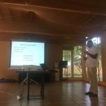 スリランカでのアーユルヴェーダ講座