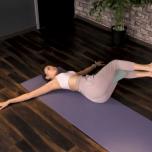 姿勢を支える腹筋トレ