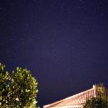 石垣島の美しい星空