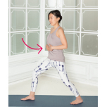 O脚や腿ハリを整える方法