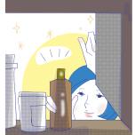保管は、直射日光を避けて。冷蔵庫に入れなくてOK。酸化しやすいので、開封後1~2カ月で使い切りましょう。