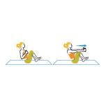 正しい姿勢をキープするのに効果的な3つの筋トレ