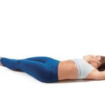 腰の張りを解消する体側ストレッチ