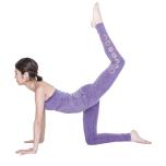 左膝を上げ、足先をできるだけ高く上げて下ろす動きを5回繰り返す