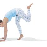 太腿がお腹から離れると、腸腰筋は働かない
