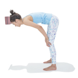 腰が丸まると、多裂筋の力が抜けてしまう。
