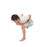 アーサナの前後に筋肉の柔軟性をチェック!
