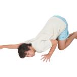 [体に働きかけ心を整えるヨガキネシセラピー]大胸筋胸肋部のチェック