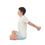 [体に働きかけ心を整えるヨガキネシセラピー]三角筋のチェック