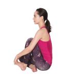 [浅後線のゆるめ方]つま先を曲げて足底筋膜をゆるめる