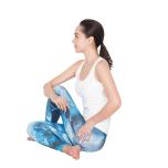 腿の外側刺激で膝の動きを柔軟に