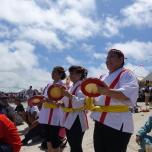 沖縄の伝統行事「海神祭」