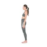 腸腰筋 骨盤 山のポーズ(ターダーサナ)