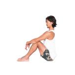 ヨガに必要な腹筋を育てる15の基本ポーズ14