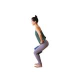 硬いお尻を効果的にゆるめる|開脚が美しく決まるメソッド
