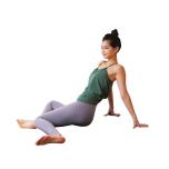 硬いお尻の筋肉をほぐすメソッド|膝を左右に開くポーズが上達