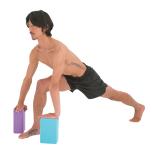 前腿・腿裏の筋肉が正しく機能 下半身を安定させる練習法