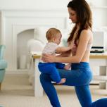 産後ヨガ|お腹引き締めや骨盤調整に役立つ4つのヨガポーズ