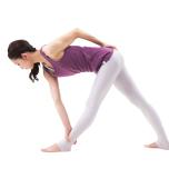 腸腰筋を働かせて「パリブルッタトリコナーサナ」習得|立位ポーズを安定させる練習法