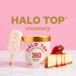 HALO TOP facebookyori