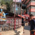 シヴァ神像