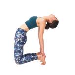 床を踏み、背骨を伸ばし、呼吸を解放!ポーズを安定させ、肯定力を高める3つの基本③