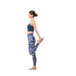 床を踏み、背骨を伸ばし、呼吸を解放!ポーズを安定させ、肯定力を高める3つの基本④