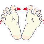 床を踏み、背骨を伸ばし、呼吸を解放!ポーズを安定させ、肯定力を高める3つの基本①
