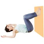 硬くてもできる50歳からのヨガ #慢性むくみをケア&循環力を高めるヨガポーズ