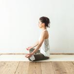 安楽座の基本 坐骨と膝を均等に下ろすためのポイントは