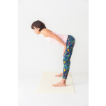 立って両脚を伸ばすポーズ「プラサリタパードッターナーサナ」の基本