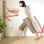 毎日1分でダウンドッグを克服!自宅でできるダウンドッグ練習法2つ