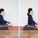 あぐらにこだわらない!瞑想での楽な座り方3つ
