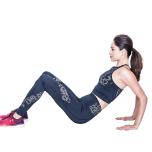 ヨガ筋肉が美しい人のトレーニングと食事|ケリーさん編