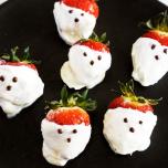 果糖は太りにくい?ハロウィンに作りたい簡単ゴーストレシピ【罪悪感のないおやつ#6】