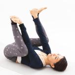 股関節を多方面に動かそう 循環力を高めて免疫力を落とさないヨガポーズ