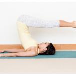 ホルモン正常化で痩せやすく|睡眠の質を高めるヨガポーズ