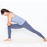 股関節のゆがみを整えて血流アップ!むくみも解消する「股関節体操」