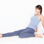 骨盤まわりの血流促進!腸腰筋を動かしてむくみを一掃する「股関節体操」