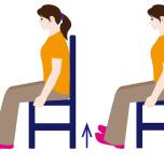 移動中のむくみ・冷えを防止 飛行機内・電車内でできるストレッチ