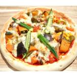 夏野菜 ピザ