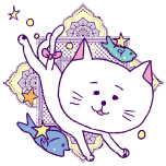 魚座/Illustration by Nanayo Suzuki